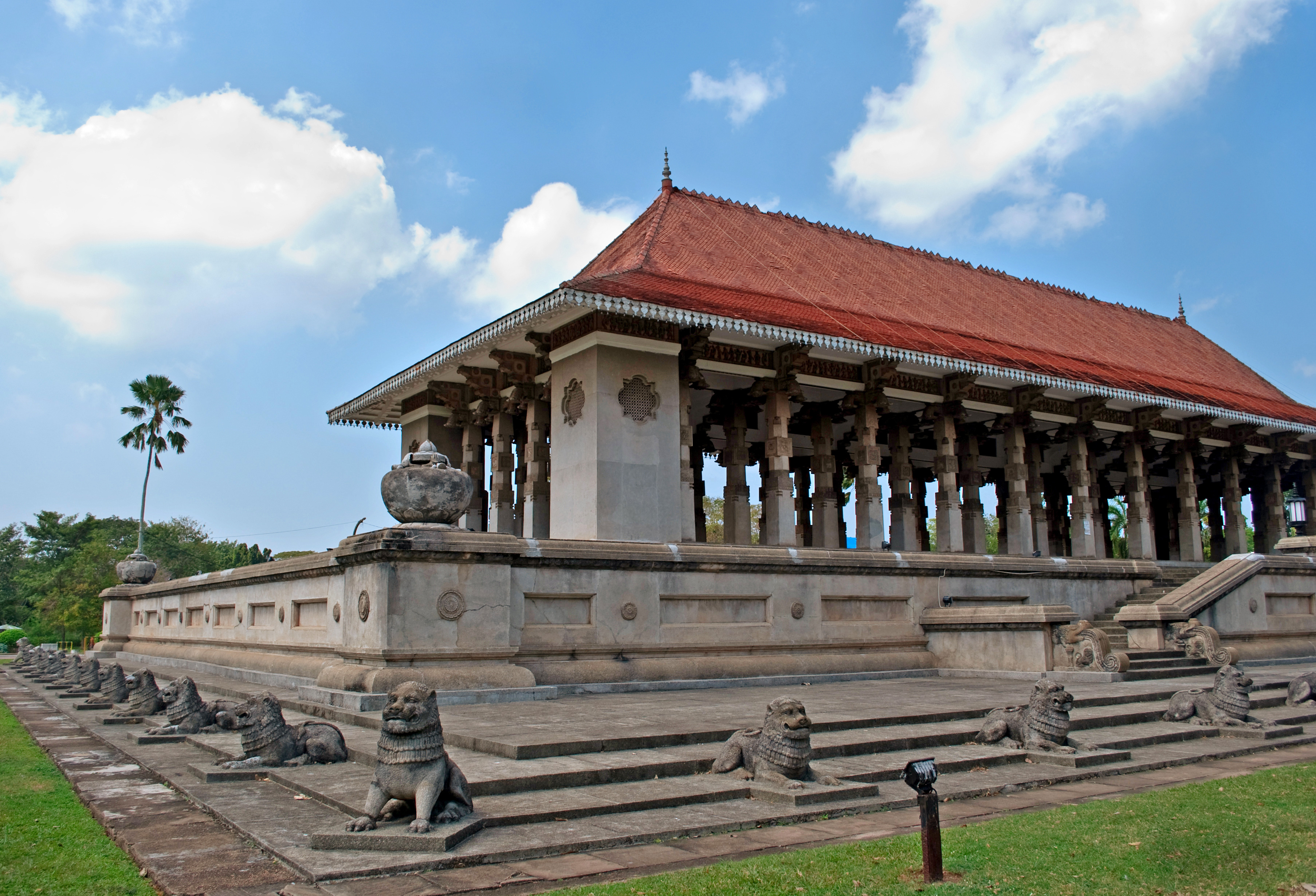 Colombo - independence memorial hall
