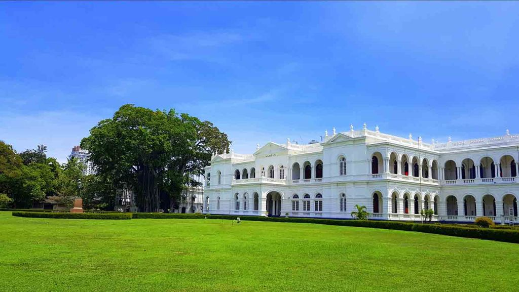 colombo - national museum