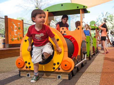 Children Park - Victoria Park