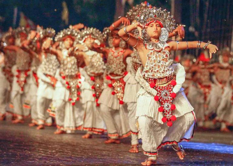 Festivals -Kandy Esala Perahera
