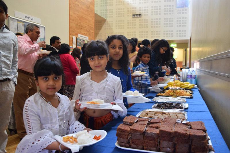 kid's festivals - sinhala and Tamil Mew year