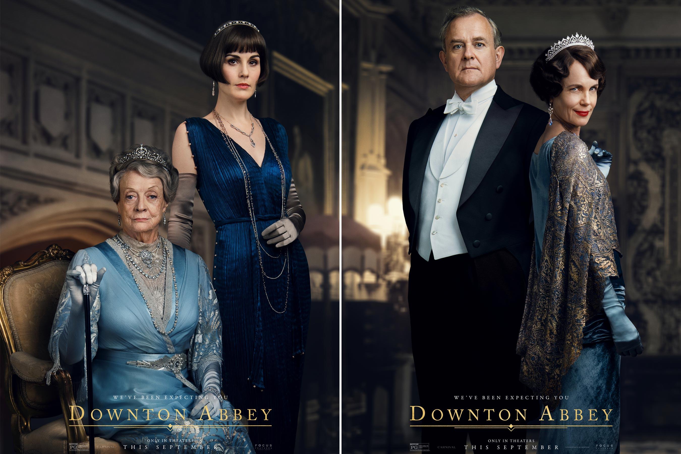 upcoming films - dawntom abbey