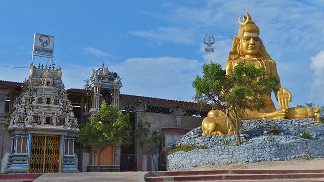 trincomalee - Koneswaram temple
