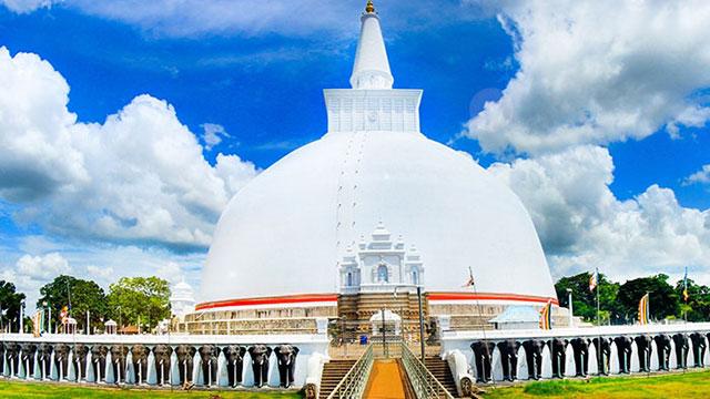 anuradhapuraya - ruwanweliseya
