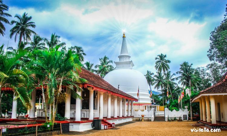 Badulla - Muthiyanganaya Temple