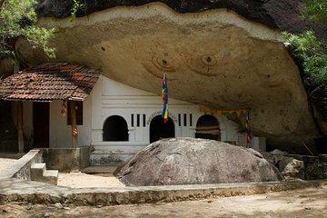 Ampara - kudumbigala monastery