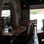 Rocco's pizza interior