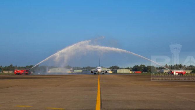 Sri Lanka opens airport